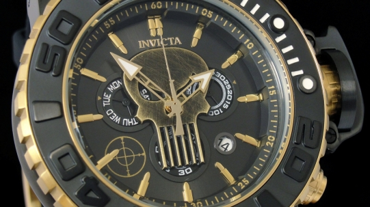 26787 Invicta Marvel Punisher LE - Фото_1