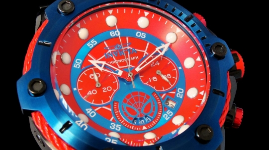 25782 Invicta Marvel Spider Man - Фото_1