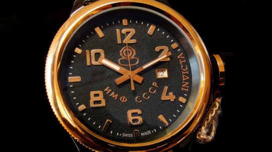 12724 Invicta Russian Diver - Фото_1
