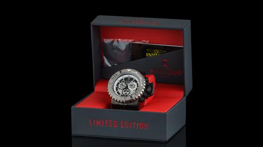 33995 Invicta Jason Taylor Limited Edition - Фото_4