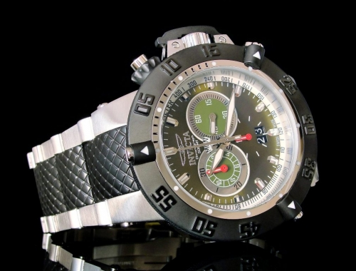 мужские часы invicta 11584 subaqua noma iii swiss made