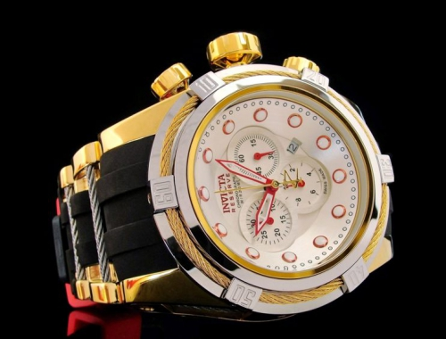 invicta 14074 reserve bolt zeus swiss made chronograph