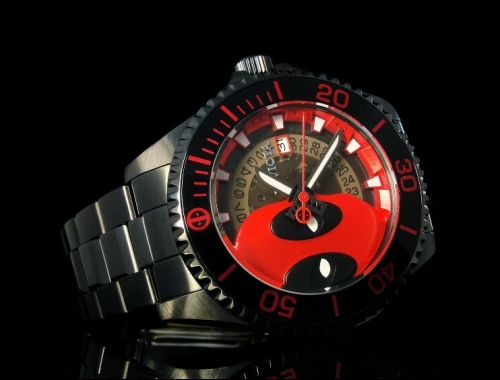 Мужские часы Invicta 27153 Marvel Deadpool