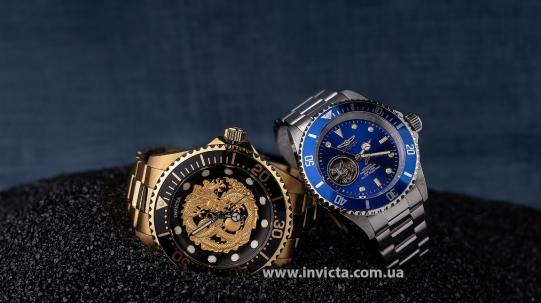 26490 Invicta Pro Diver Automatic - Фото_1