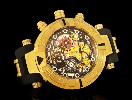Мужские часы Invicta 24518 Disney Limited Edition