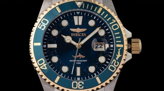 30021 Invicta Pro Diver - Фото_1