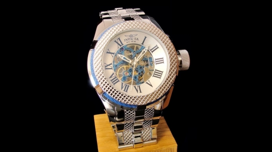 17179 Invicta Reserve Bolt Mechanical - Фото_6