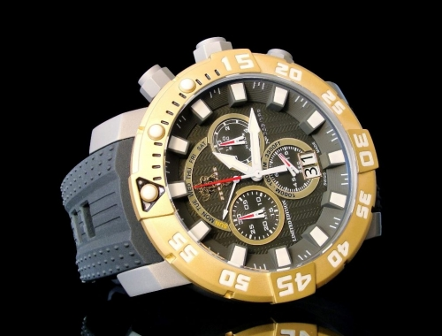 Мужские часы Invicta Sea Base Limited Edition Swiss Made