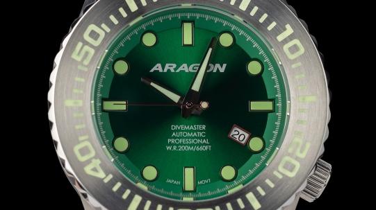00254 Aragon A254GRN - Фото_1