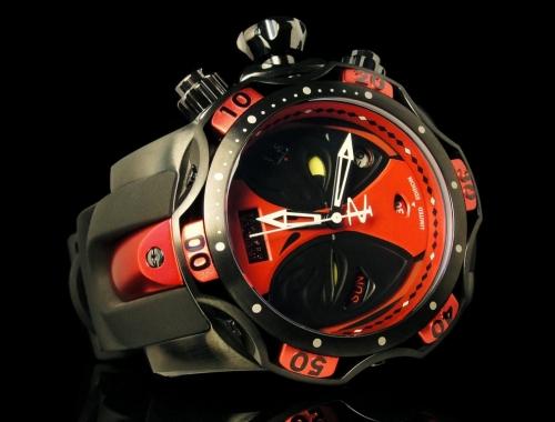 Мужские часы Invicta Marvel 28577 Deadpool Limited Edition