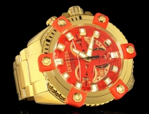 Мужские часы Invicta 26014 Marvel Iron Man Limited Edition