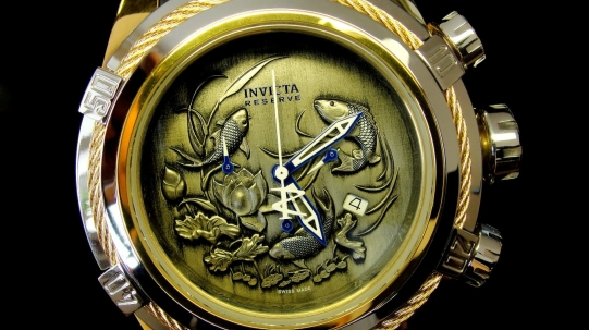 14195 Invicta Reserve Bolt Zeus Koi Fish - Фото_1
