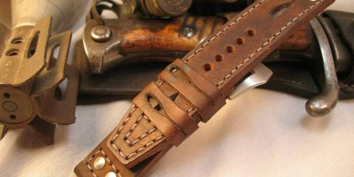 Наручные часы и ремешки