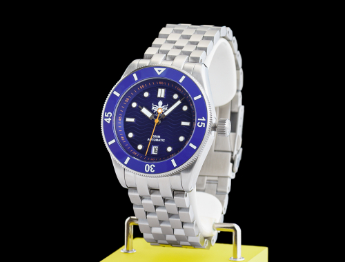 Мужские часы Phoibos Wave Master  PY010B