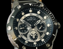 Женские часы Invicta Marvel Punisher Limited Edition