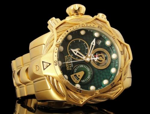 Мужские часы Invicta Reserve Venom Swiss 1000m