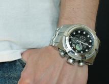 Мужские часы Invicta 0820 Reserve Bolt Zeus Swiss Made
