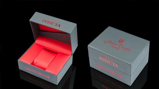 32161 Invicta Jason Taylor Limited Edition - Фото_2