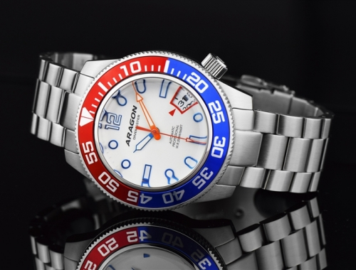 Мужские часы Aragon A336WHT