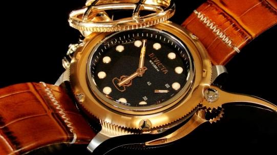 16209 Invicta Russian Diver Nautilus - Фото_5