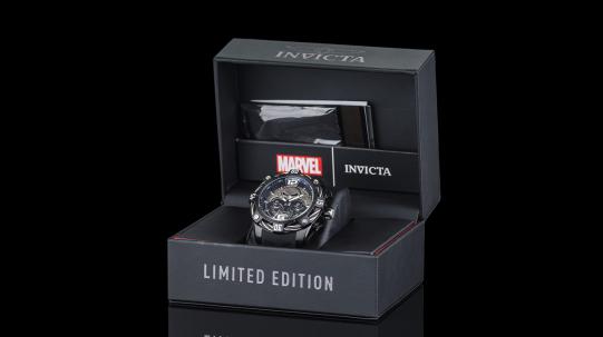 33163 Invicta Marvel Punisher Limited Edition - Фото_4