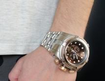 Мужские часы Invicta 0830 Reserve Bolt Zeus
