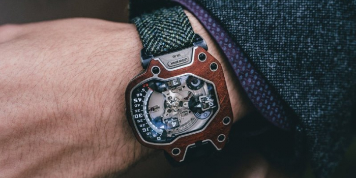 Часы будущего