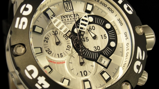 12948 Invicta Jason Taylor Limited Edition - Фото_1