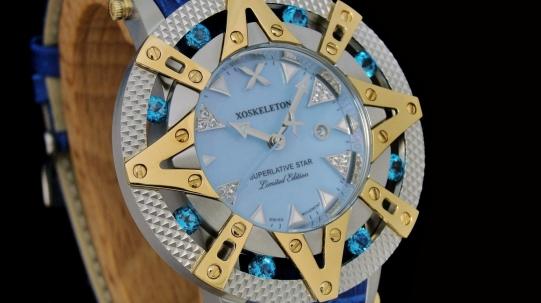 553698 Женские часы Xoskeleton Superlative - Фото_1