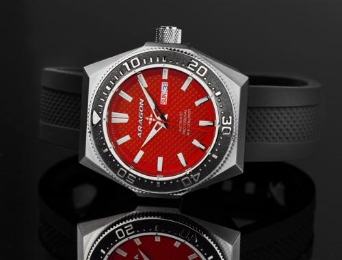 Мужские часы Aragon A384RED